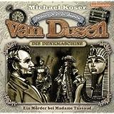 Professor van Dusen 09: Ein Mörder bei Madame Tussaud