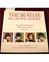 The Beatles: Recording Sessions