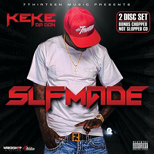 Lil Keke - Slfmade - (HUST 7423) - 2CD - FLAC - 2016 - WRE Download