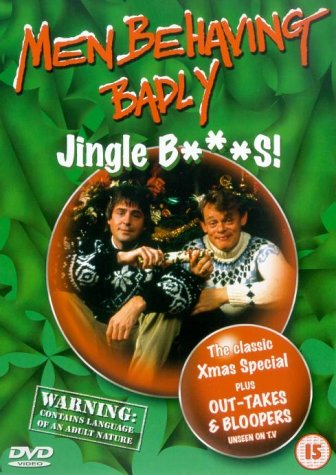 Men Behaving Badly - Jingle B***S [DVD]