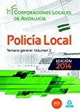 img - for Polic a Local de Andaluc a. Temario general, volumen II book / textbook / text book