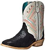 Justin Boots Women's Gypsy Fasion Riding Boot, Black Jewel/Vesper, 10.5 B US