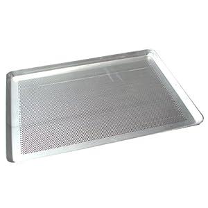 Winware 13 Inch x 18 Inch Aluminum Sheet Pan