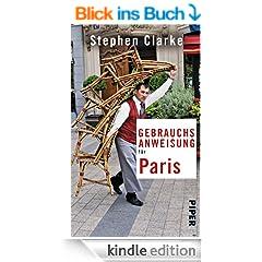 Gebrauchsanweisung f�r Paris (Piper Taschenbuch)