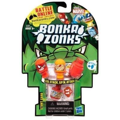 Bonkazonks Marvel Series 1 4-pack Hulk