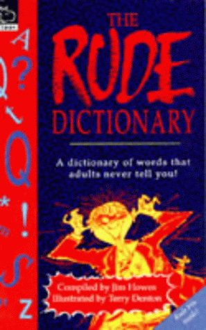 The Rude Dictionary (Non-fiction)