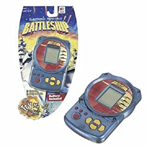 Electronic Hand Held Battleship