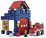 Fisher-Price TRIO Fire Station Set