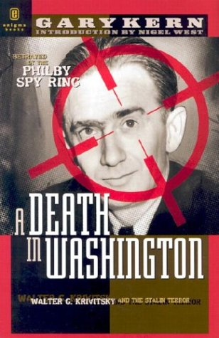 Image for A Death in Washington: Walter G. Krivitsky and the Stalin Terror