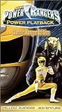 Power Ranger Colors Yellow Ranger [VHS]
