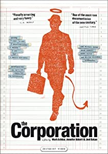 "Cover of ""The Corporation"""