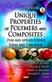 img - for Unique Properties of Polymers and Composites: Pure and Applied Science Today and Tomorrow (Polymer Science and Technology) book / textbook / text book