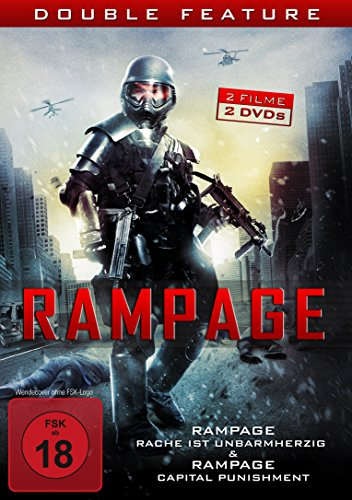 Rampage - Rache ist unbarmherzig / Rampage - Capital Punishment [2 DVDs]