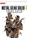 Metal Gear Solid 3Â¿: Snake Eater(tm) Limited Edition Strategy Guide (0744004764) by Birlew, Dan