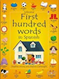 First 100 Words in Spanish (First hundred words sticker books)