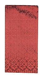 TYRA Men's Kurta Fabric (Red)