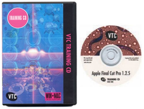 Apple Final Cut Pro 1.2.5 VTC Training CD