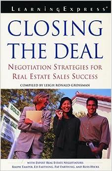Best books on closing deals
