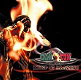 KEEP IT BLAZING♪HAN-KUNのジャケット