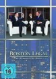 Boston Legal - Die komplette Serie [27 DVDs]