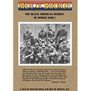 Men of Bronze : The Black American Heroes of World War I