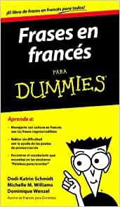 Frases en frances para dummies: DODI-KATRIN SCHMIDT: 9788432920714