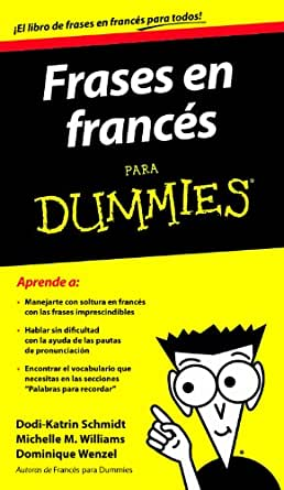 Frases en francés para Dummies (Spanish Edition) - Kindle edition by