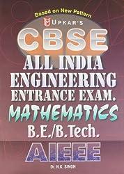 CBSE All India Engineering Entrance Exam - (AIEEE) Mathematics