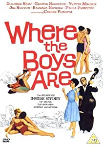 Where The Boys Are [UK Import]