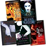 Jenna Black Jenna Black Morgan Kingsley 5 Books Collection Pack Set RRP: £33.99 (The Devil Inside, The Devil's Playground, The Devil's Due, Speak of the Devil, The Devil You Know)