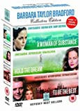Barbara Taylor Bradford Collection (A Woman of Substance/Hold the Dream/To Be the Best) [DVD]