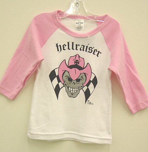 Baby Rab Rockabilly Kids Little Hellraiser Shirt Cute Skull Shirt for Toddlers - Buy Baby Rab Rockabilly Kids Little Hellraiser Shirt Cute Skull Shirt for Toddlers - Purchase Baby Rab Rockabilly Kids Little Hellraiser Shirt Cute Skull Shirt for Toddlers (Baby Rab, Baby Rab Apparel, Baby Rab Toddler Girls Apparel, Apparel, Departments, Kids & Baby, Infants & Toddlers, Girls, Shirts & Body Suits)