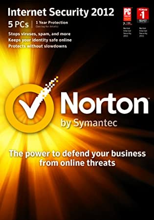 Norton Internet Security 2012 - 5 Users [Download] [Old Version]