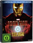 Iron Man - Trilogie - Steelbook inkl....