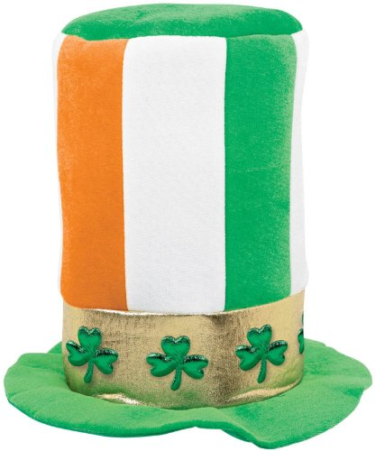 St. Patrick's Day Stovepipe Hat Party Accessory