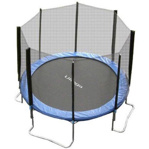 Ultega 12-Foot Jumper Trampoline with Safety Net