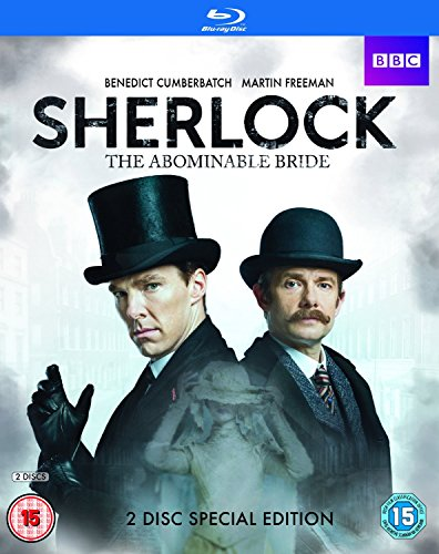Sherlock   The Abominable Bride (2 Blu-Ray) [Edizione: Regno Unito]