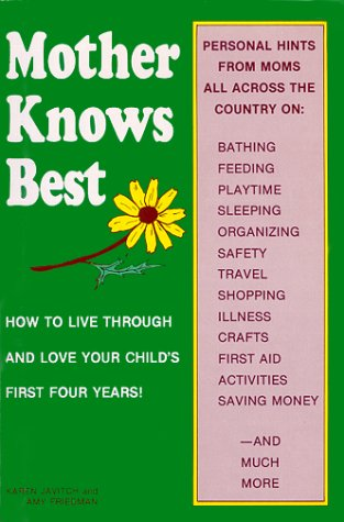 Mother Knows Best front-24681