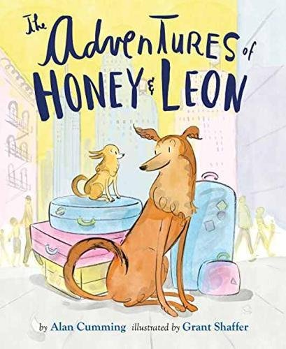 Book Cover: The Adventures of Honey & Leon