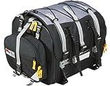 タナックス(TANAX)モトフィズ フィールドシートバッグ /グレー MFK-023 可変容量39-59ℓ