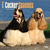 Cocker Spaniels 2015 Calendar: Original BrownTrout-Kalender