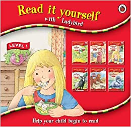 Read It Yourself Book Boxes : Level 1 price comparison at Flipkart, Amazon, Crossword, Uread, Bookadda, Landmark, Homeshop18