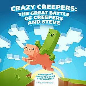 Crazy Creepers Audiobook