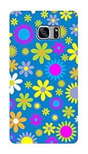 SWAG my CASE PRINTED BACK COVER FOR SAMSUNG GALAXY S7 EDGE Multicolor