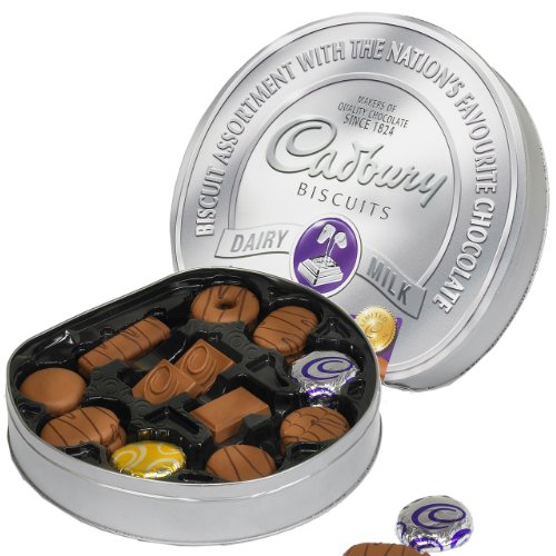 Biscuit Celebration Tin 400g