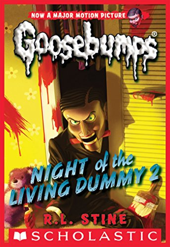 goosebumps night of the living dummy book report This is the last we'll see of slappy in the original goosebumps series,  if you  never read any of the night of the living dummy books, in each.
