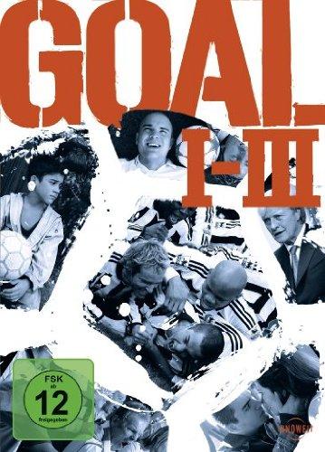 Goal I-III [3 DVDs]