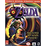 Legend of Zelda: Majora's Mask - Official Strategy Guideby Prima Development