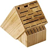 Shun 22-Slot Bamboo Knife Storage Block