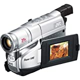 Photography - JVC GR-SXM37U Compact S-VHS Camcorder w/25x Optical Zoom
